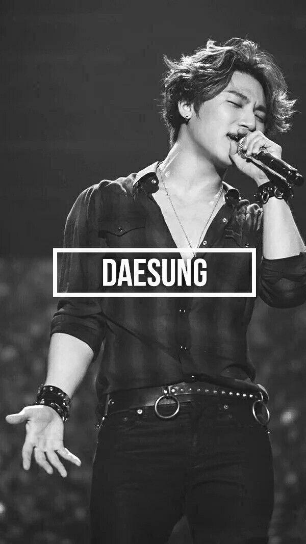 94 Sung Dong Kyung ideas | daesung, bigbang, taeyang