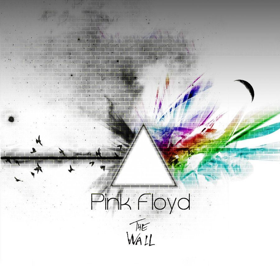 Custom Album Of Cover Of Pink Floyd S Dark Side Of The Moon And