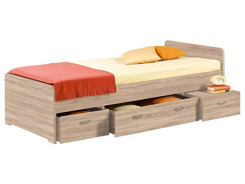 Idea Mobelando Bett Einzelbett Bettrahmen Kojen Bett Bettgestell Jugendbett Bradford I Sonom In 2020 Kinderzimmer Mobel Bett Einzelbett