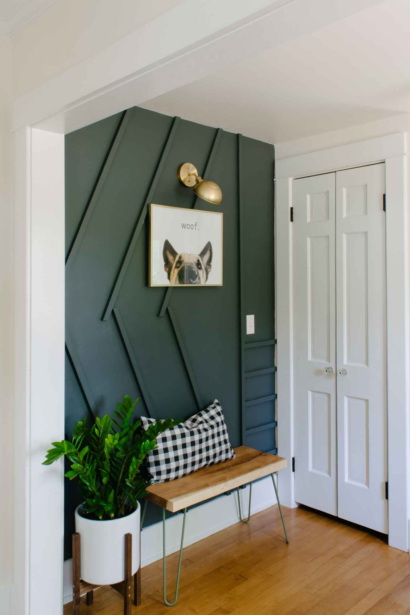 Get The Look Of Our Entryway A Buy Small Apartment Decorating