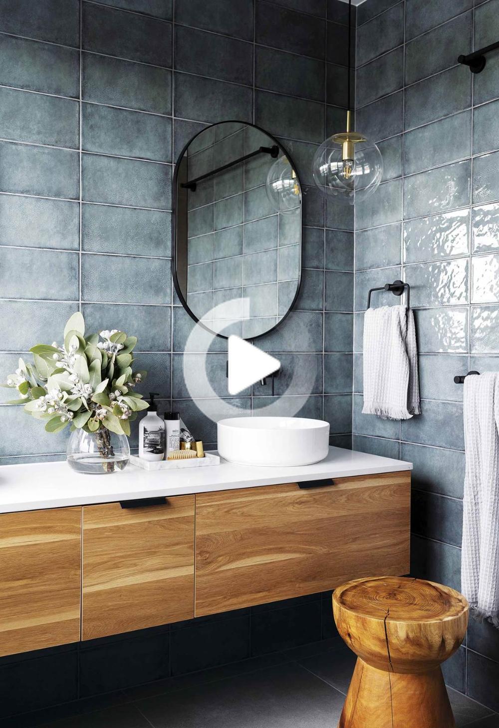 Fliesen In Pastellfarben In 2020 Bad Fliesen Ideen Badezimmer Trends Neues Bad