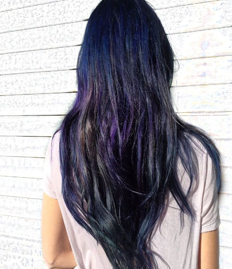 Oilslick Haircolor - Kellyn Loves Hair in North End Boston | My Hair ...