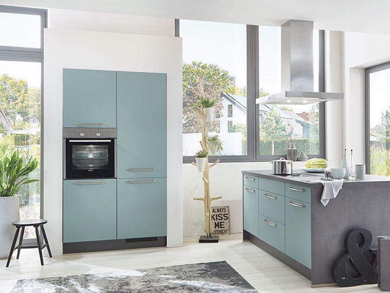 Kuche Grau Und Blau Mobel Mit Www Moebelmit De Kuche Blau Kuche Markenkuchen