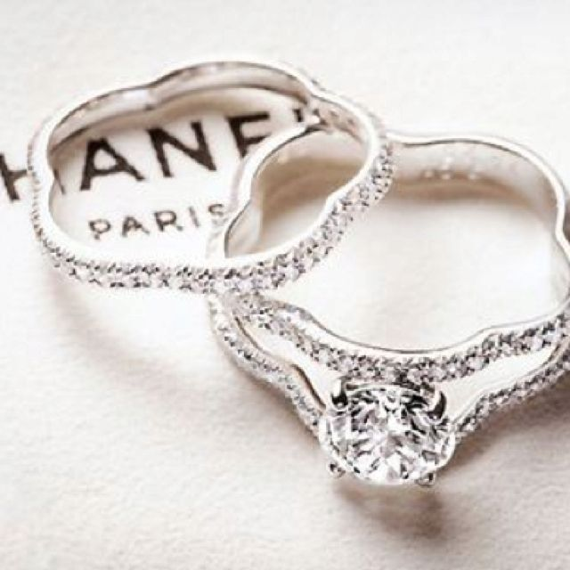 Chanel Umm yes please Engagement Rings Pinterest Matching