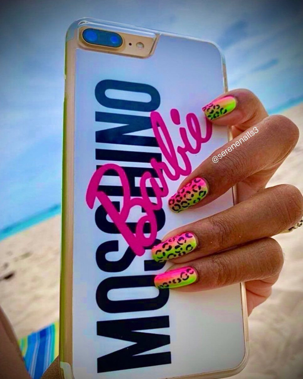 """Serene Nails Salon  Barbados on Instagram: """"To the person who said """"A picture is worth a thousand words"""" 🥂✨✨✨ #Nailsoftheday #nailsdesign #nailartbarbados #showscratch #sermazing…"""""""
