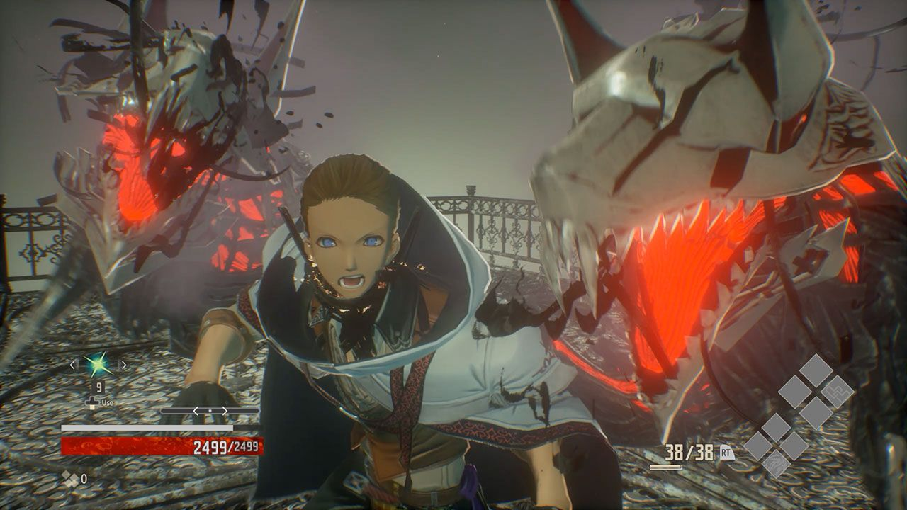 Code Vein How To Parry Attacks Veins Coding Attack