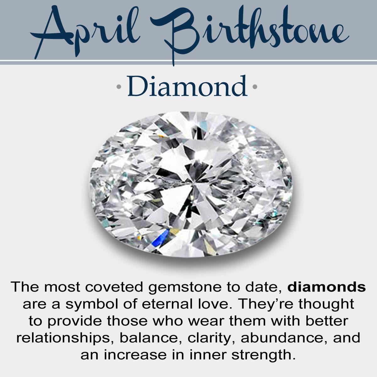 April birthstone history meaning lore gemstones