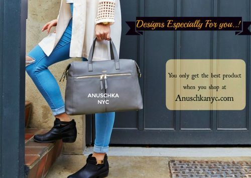 #Stylish and Cheap Anuschka Hand Painted Leather Bags