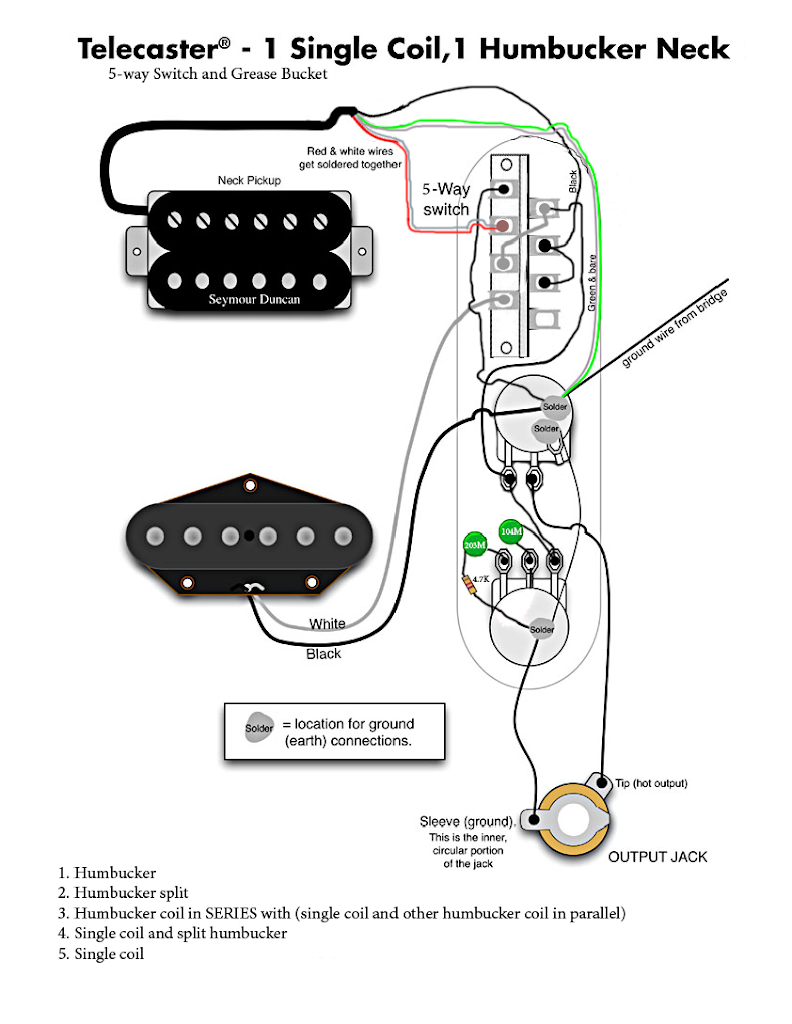 strat switch and greasebucket tone circuit img  [ 792 x 1024 Pixel ]