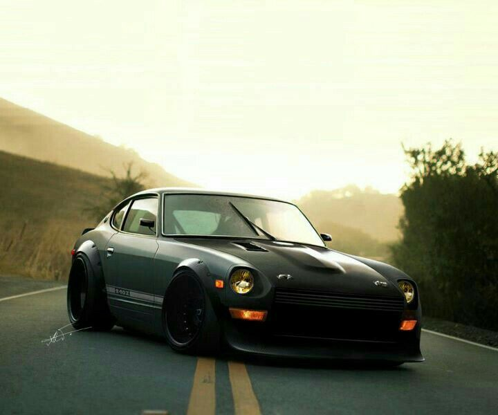 Japanese Sports Cars Image By Diesel On Datsun 240Z
