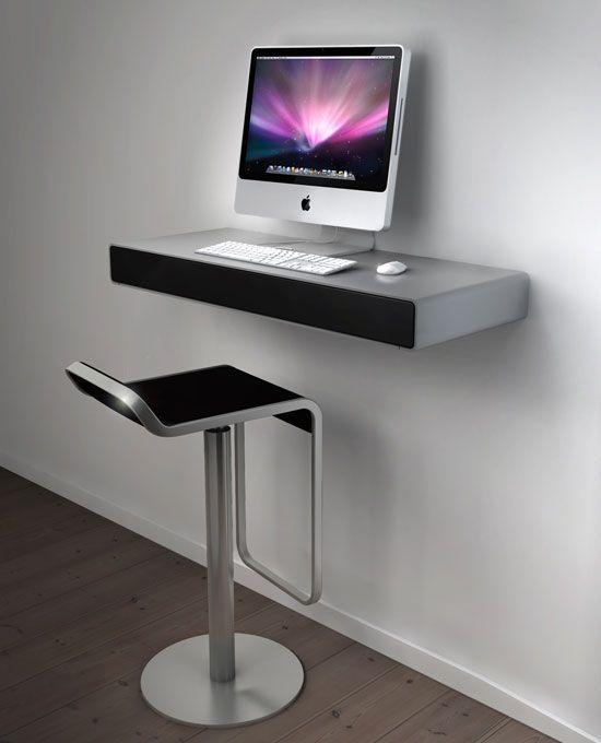 Idesk by ikoncept desk design product design for Support informatique ikea