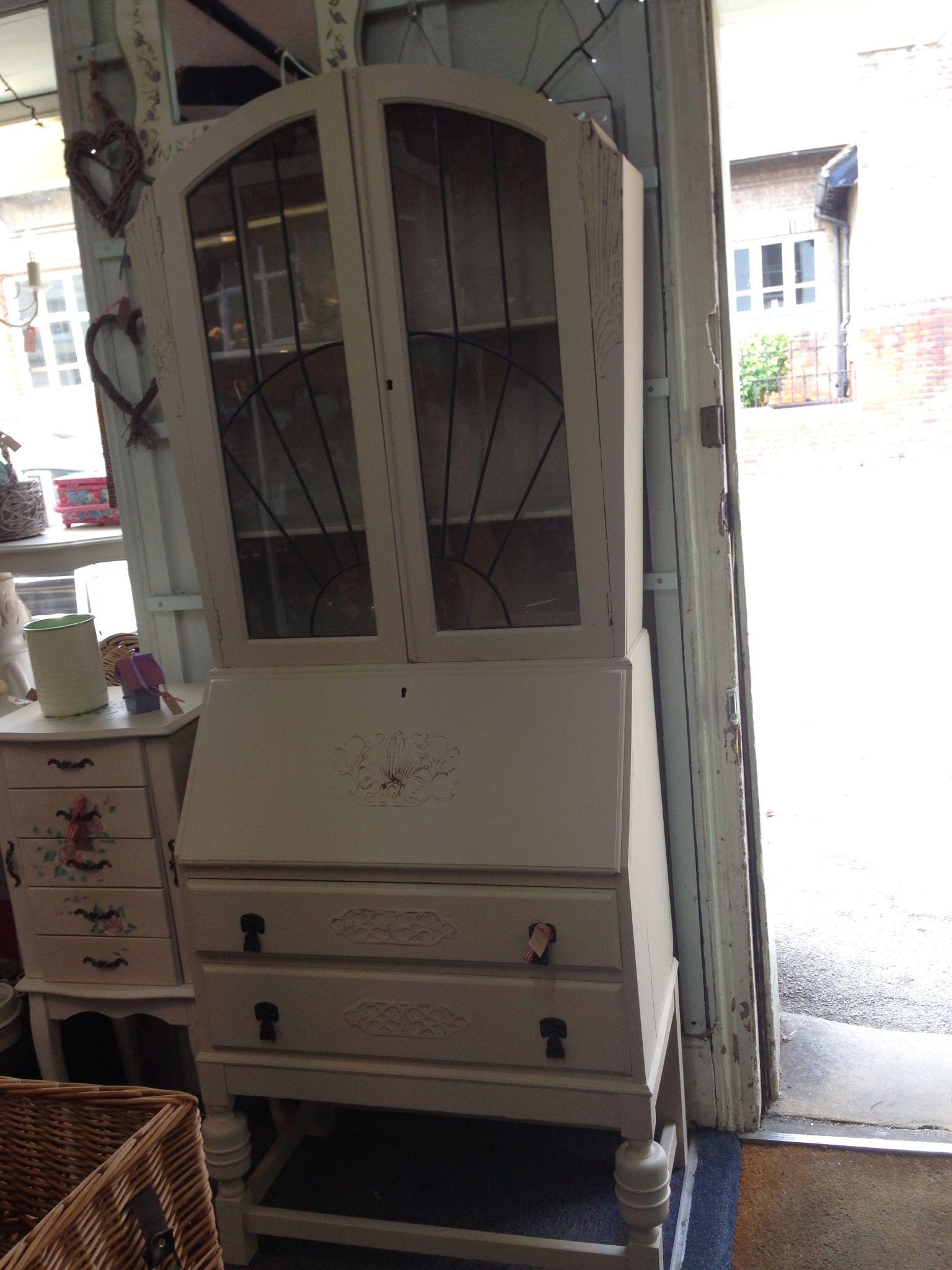 art deco bureau bookshelf upcycle art deco furnishings. Black Bedroom Furniture Sets. Home Design Ideas