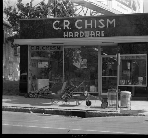 Houseware Store: Clark Housewares Sales Co. Ext Photo Of Chism Hardware Co