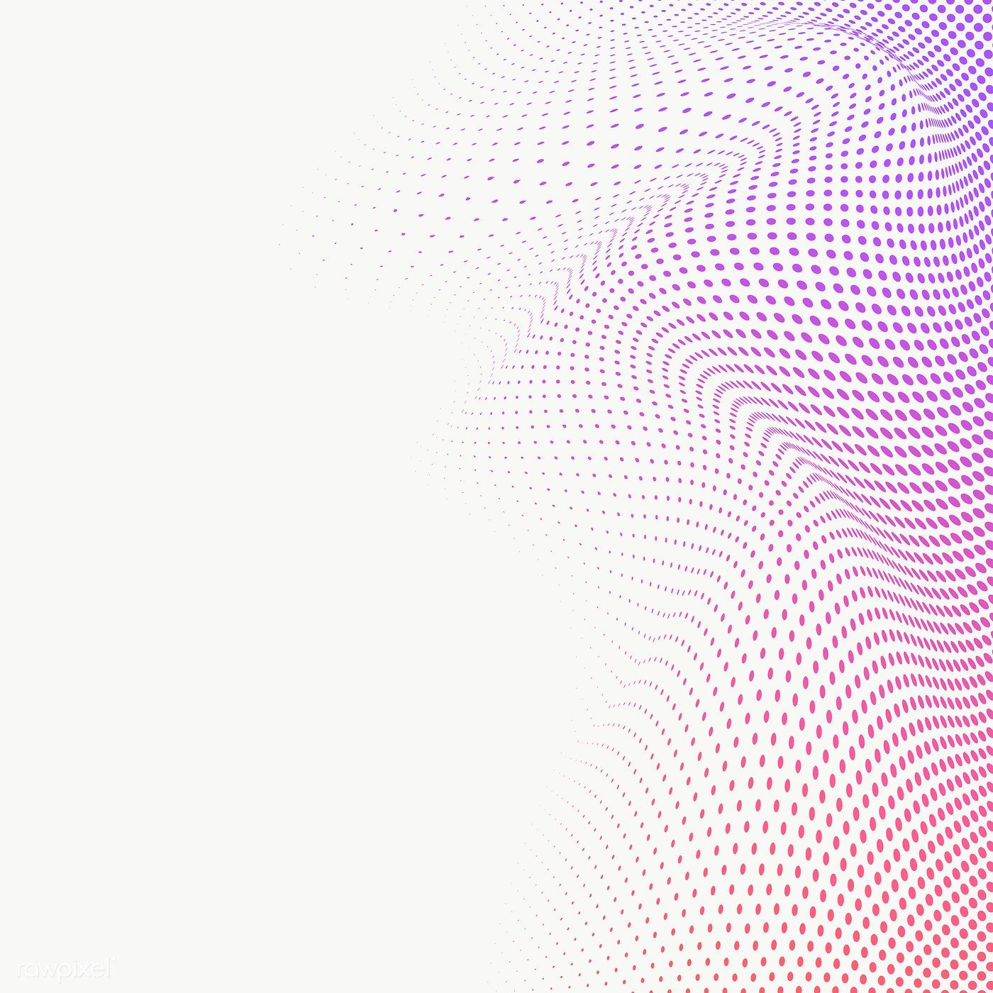 Colorful Halftone Dots Design Element Free Image By Rawpixel Com Mind Halftone Dots Halftone Dots Design