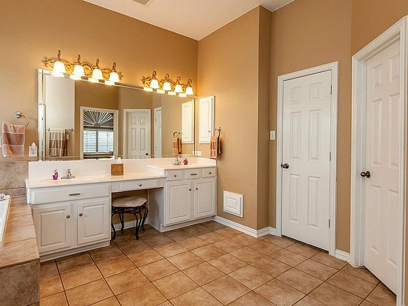 image result for images of master bathrooms with 3 mirrors