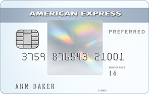 View Details for the Amex EveryDay® Preferred Credit Card Credit