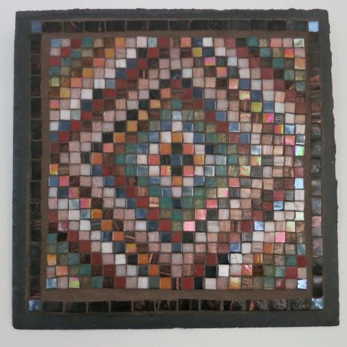 Sunshine and Shadow Quilt in Mosaic by Margaret Almon | Art by ... : sunshine and shadows quilt pattern - Adamdwight.com