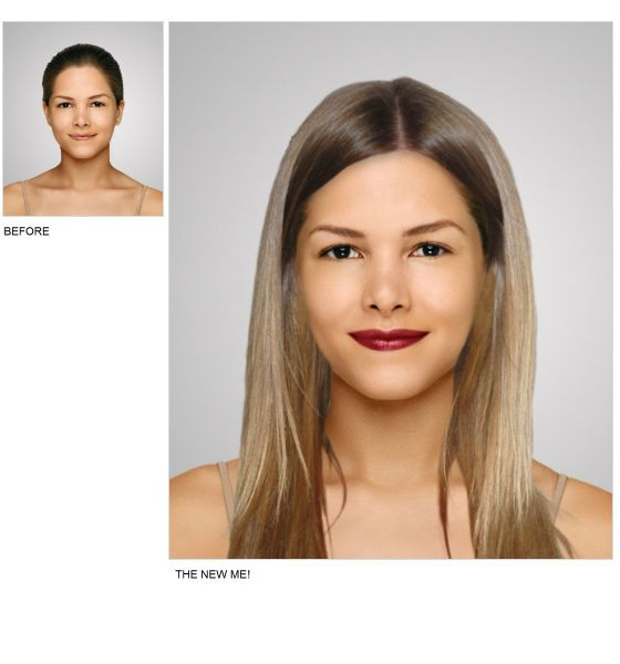 Virtual Hair Makeover: I Just Did An Amazing Virtual Makeover At @DailyMakeover