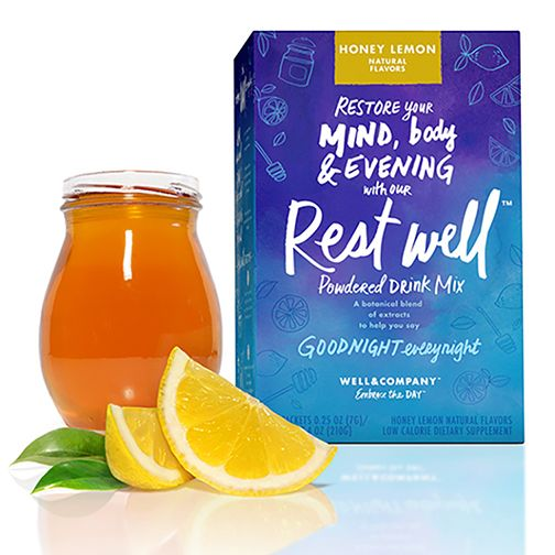 Have a goodnight, every night with Rest Well from The Well & Company   https://www.facebook.com/forthehealthofit1