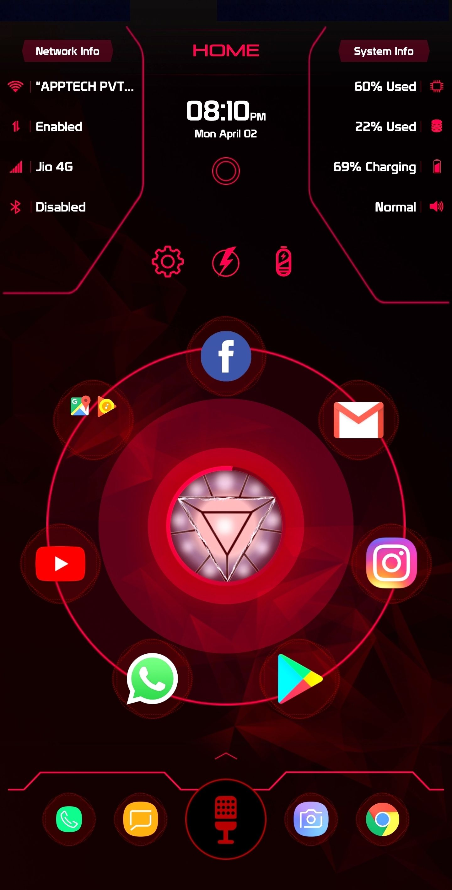 The New Arc Launcher 2018   This Launcher is Launched By Arc