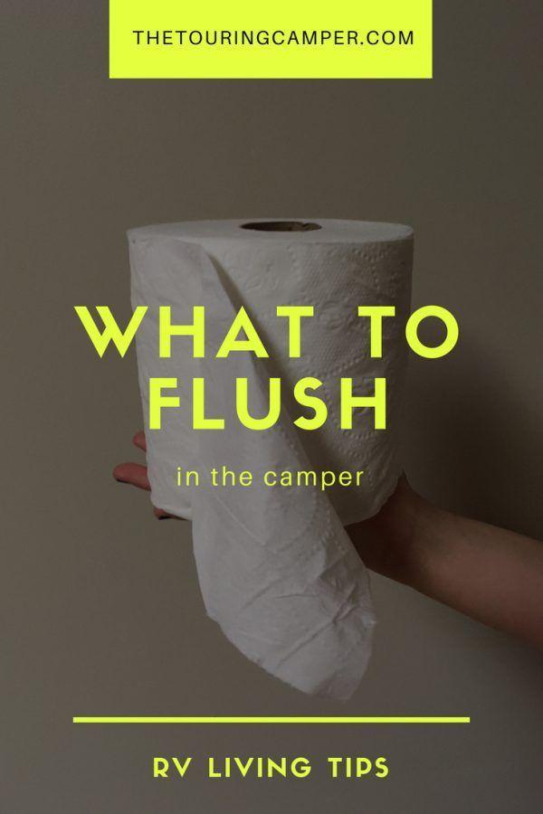 Safe Camper Toilet Paper Camper Rv Camping Rv Camping