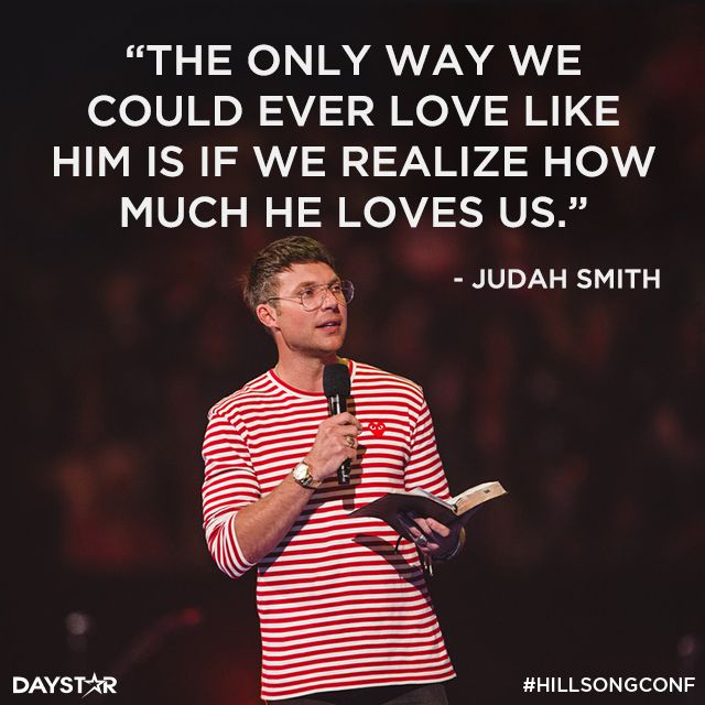 """""""The only way we could ever love like Him is if we realize ..."""