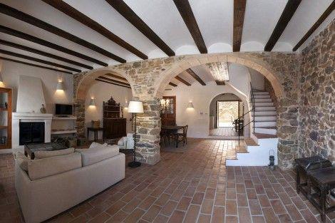Antiguo horno de pan y casa de labranza, ahora convertida en una confortable y lujosa vivienda del siglo XXI,  WWW.DOMUSDOVELA.ES