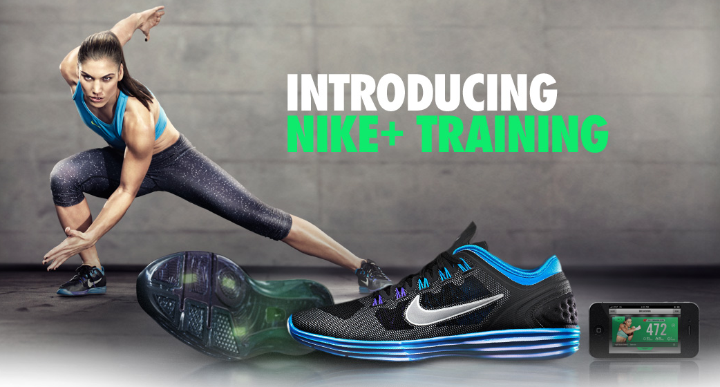 Nike Hyperdunk+ and Training Smart Sensor Shoes