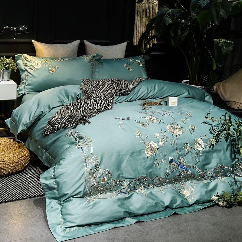 Kg0b8144 Queen Bedding Sets Linen Bed Sheets Cotton Bedding Sets