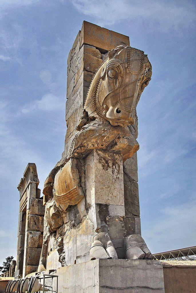 The Ruins Of Persepolis Iran Ancient Persia Ancient History Ancient Architecture