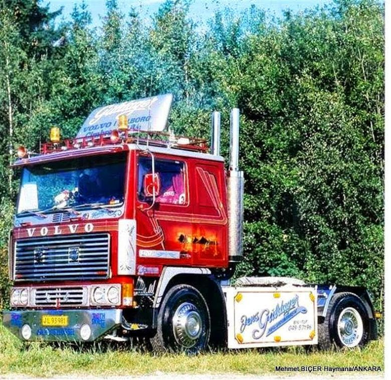 880 Volvo Trucks For Sale: Pin By Bo 68 On Old Classics Trucks