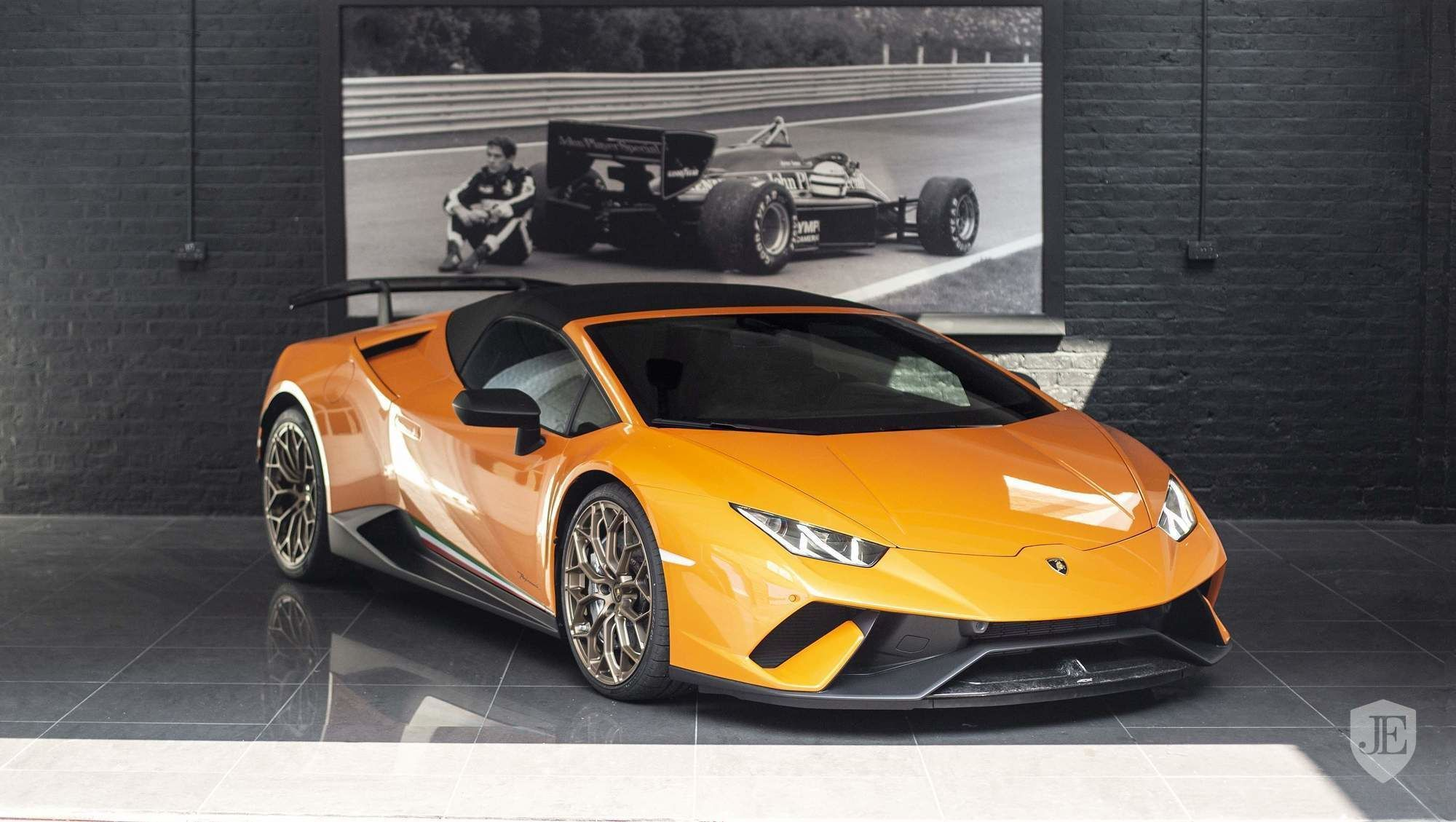Lamborghini For Sale >> 2018 Lamborghini Huracan Performante In London United