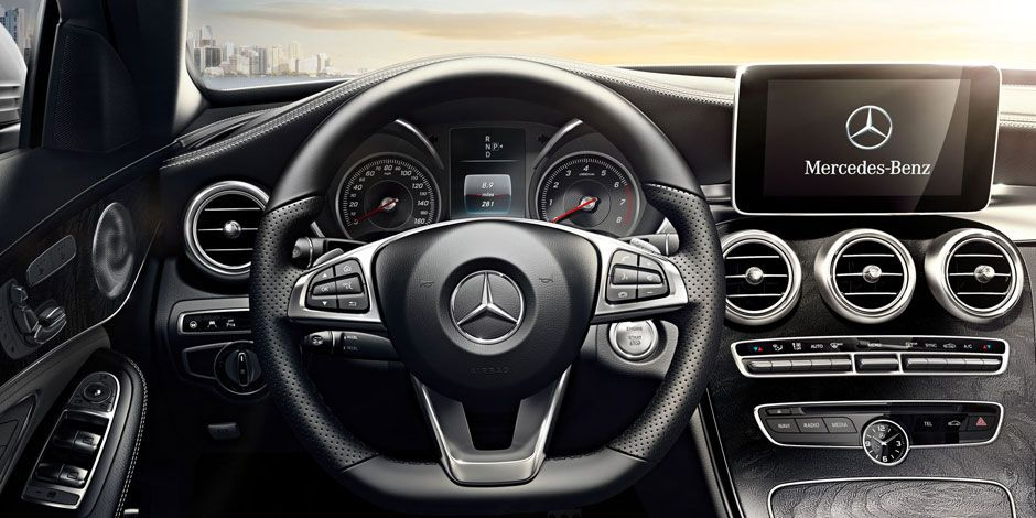 2017 Mercedes C Class Focused On The Driver And The Joys Of