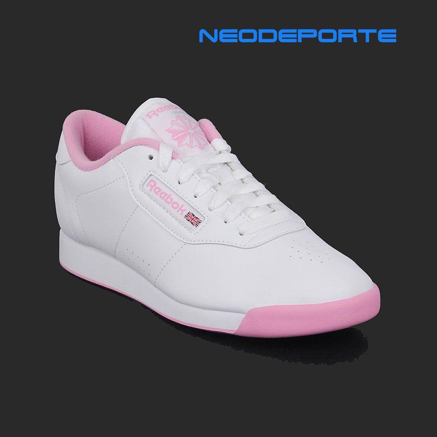 dc5fa2ce3bcab Zapatillas pa7a Mujer Reebok Princess V68527