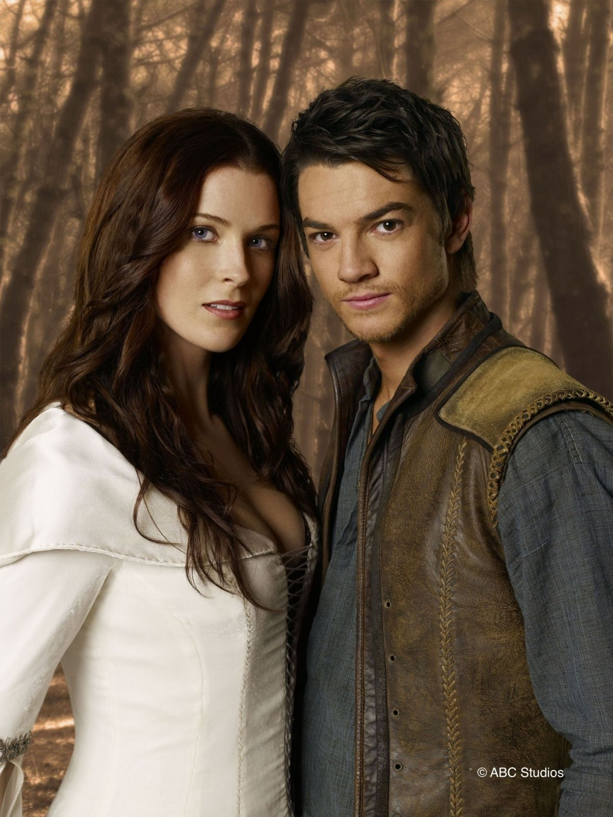 Legend of the Seeker - Richard & Kahlan  One of my FAV shows...try it if you haven't seen it!!!