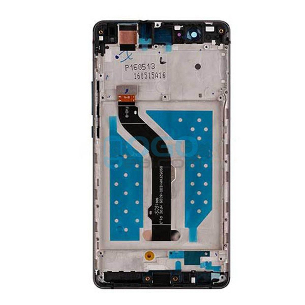 For Huawei Ascend P9 Lite LCD & Touch Screen Assembly With Frame Replacement- Black @ http://www.ogodeal.com/for-huawei-ascend-p9-lite-lcd-digitizer-touch-screen-assembly-with-frame-black.html