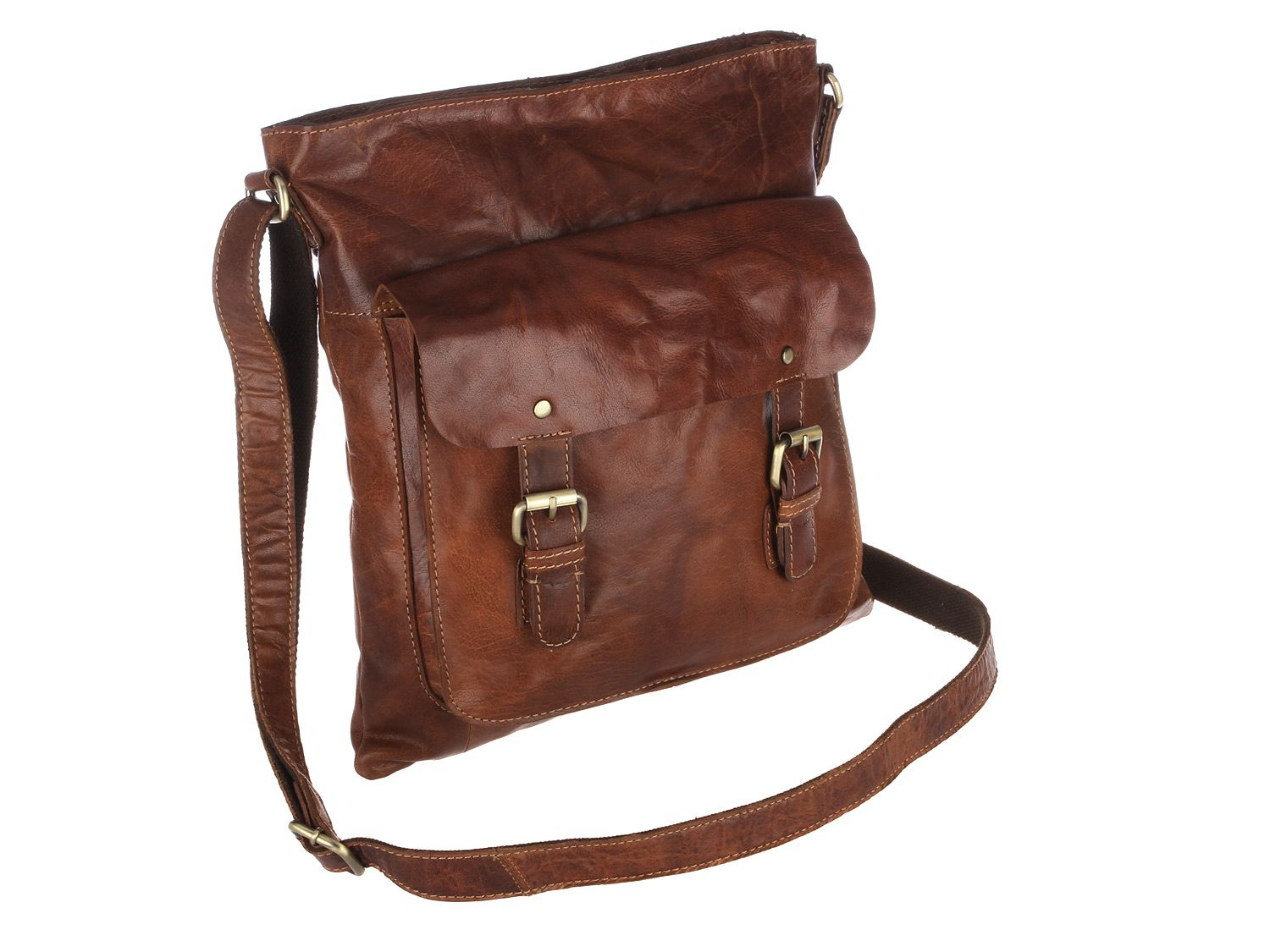Rowallan Leather Flap Over Across The Body Bag Available At Youniqueuk Co Uk