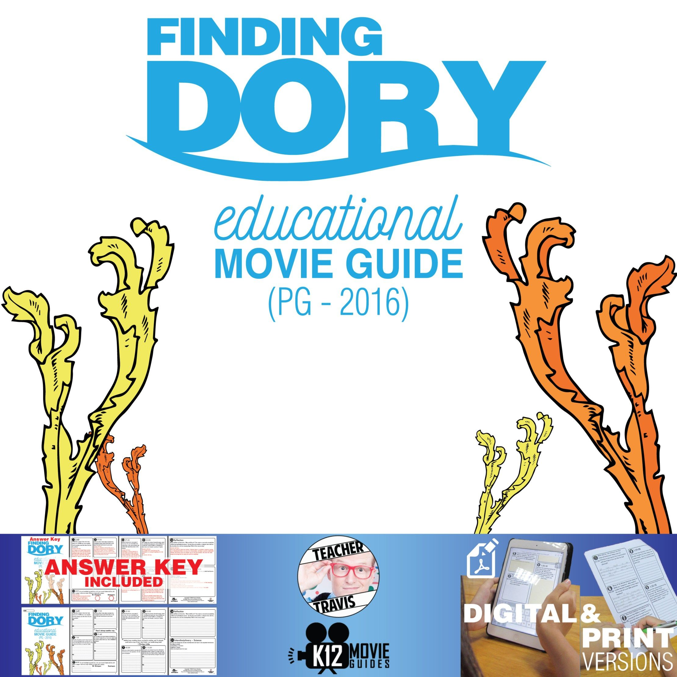 Finding Dory Movie Guide