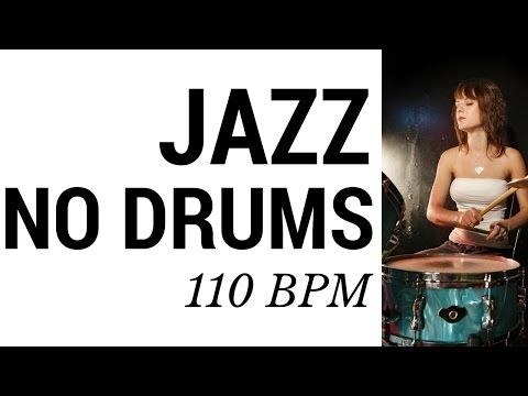 100's of Jazz Backing Tracks Without Drums ' Playlist | Drumless