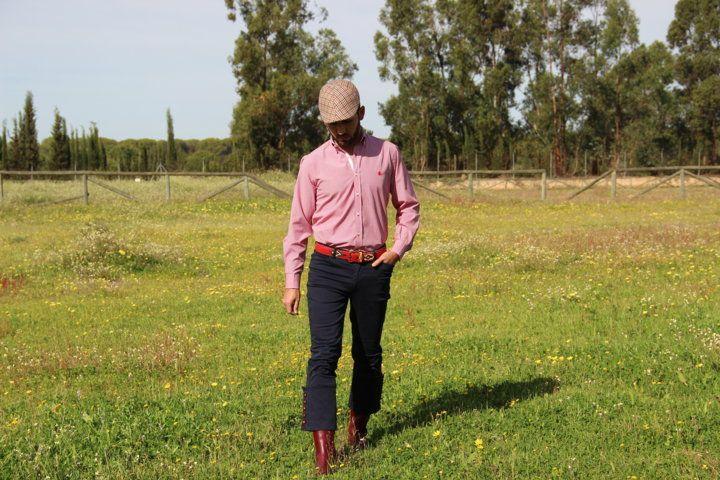 Moda rociera Roberto Garrudo