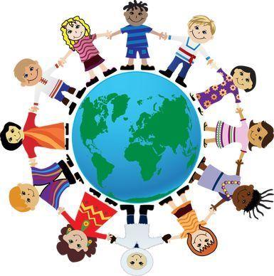 The Declutterist World Thinking Day International Friendship Day International Children S Day