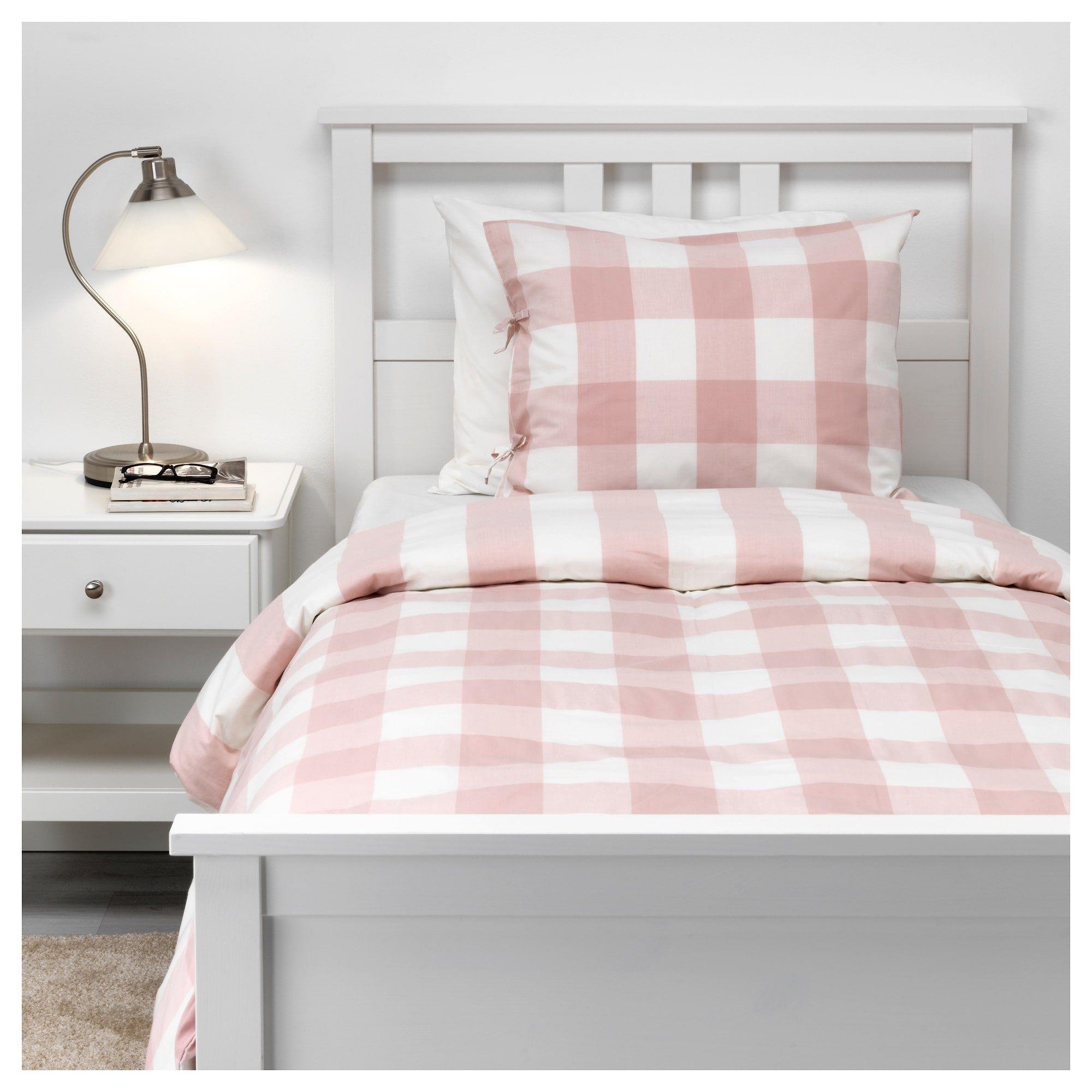 Emmie Ruta Housse De Couette Et Taie(S) Simple  Ikea