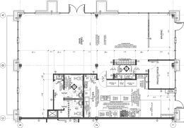 Commercial Kitchen Plumbing Design Awesome Commercial Kitchen Design  Kitchen Floor Plans Commercial Design Ideas