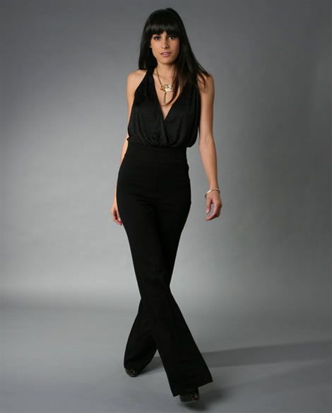 black jumpsuits for women | women jumpsuit fashion trend - Fashion ...