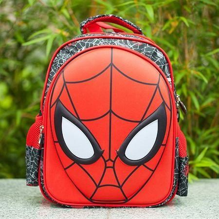 d4e35ae2d5 Hot! High Quality Lightweight Cartoon Spiderman Children School Bags Boys  Backpacks Kids School Backpack Waterproof Bag DDWB093