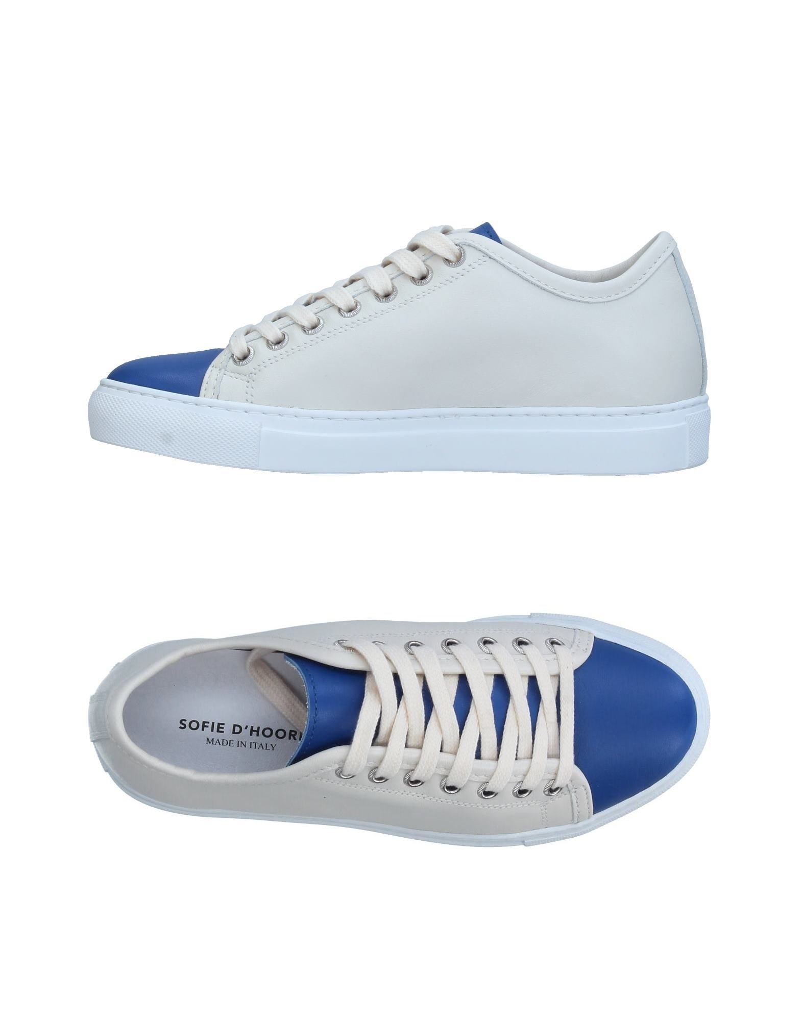 Sneakers Ivory Sofie D Hoore Pinterest Trainers Shoes And Women