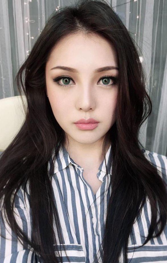 PONY MAKEUP | Asian Makeup | Pony makeup, Ulzzang makeup ...