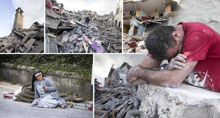Sisma Oggi Il Cdm Gia Spendibili 234 Mln Renzi Garantiremo La Ricostruzione Terremoto Italia