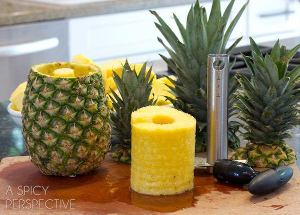 die besten 25 eine ananas schneiden ideen auf pinterest ananas kuchen b ckereikuchen und. Black Bedroom Furniture Sets. Home Design Ideas
