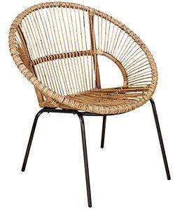 Round Wicker Chair Ghost Ikea 31 Metal Woven Rattan Nesting Pinterest